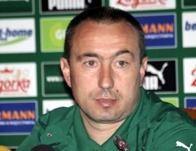Мъри се оправда: Много сме слаби, футболистите от българското първенство не стават