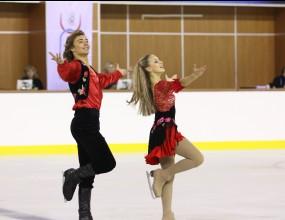 14-то място за танцовата ни двойка в Истанбул