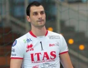 Казийски води в анкета за най-добър играч на Тренто! Подкрепете Матей ТУК!!!