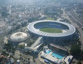 Бивши затворници строят стадионите за СП в Бразилия