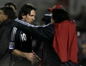 Марадона отказа на Бразилия, Аржентина среща Испания