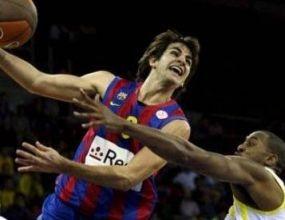 Барселона си поигра с Фенербахче (видео)