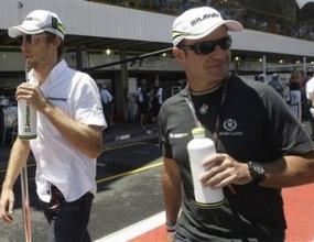 Барикело се съмнява в действията на отбора си в Гран при на Бразилия