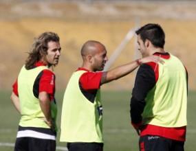 Севиля си връща трима за мача с Еспаньол