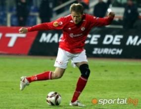 Кой и как провали ЦСКА срещу Базел