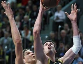 Дариуш Лавринович – MVP на I кръг на Евролигата (видео)