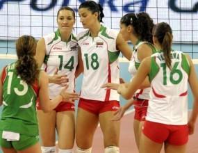 Волейболистките с Гърция, Финландия и Португалия в евроквалификациите