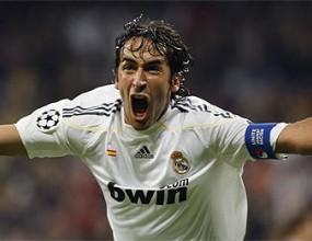 Символът Раул пак ще спасява Реал, на крачка от нов връх
