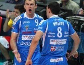 Владо Николов и Кунео отнесоха Модена на Пранди с 3:0