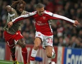 Защитник на Арсенал аут за три седмици