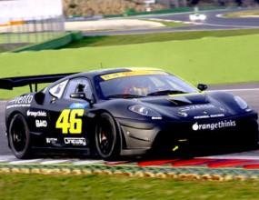 Доктора отново във Ферари