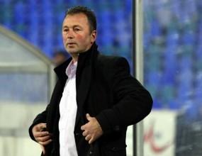 Ден след дербито Червенков съжалява за хикса с Левски