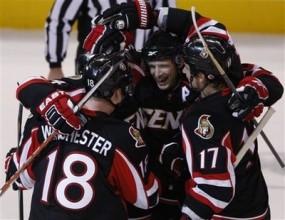 Отава и Ванкувър с нови победи в НХЛ