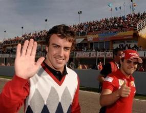 Алонсо: Трябва да спечеля доверието във Ферари