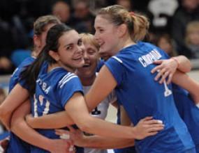 Диана Ненова и Университет (Белгород) с победа за Купата на Русия