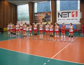Жените на ЦСКА без проблеми в Плевен