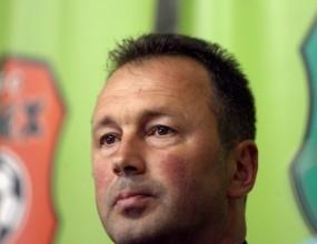 Червенков: Няма да подценим Берое