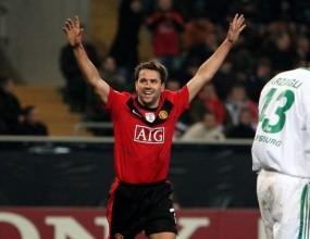 Майкъл Оуен с 14-и хеттрик в кариерата и 6-и гол в Германия