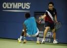 В аналите: прекъснаха тенис мач за 40 минути заради урина на корта