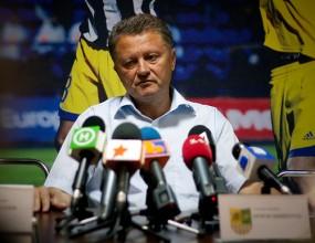 Мирон Маркевич е новият селекционер на Украйна