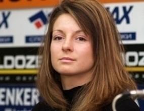 Александра Жекова ще носи българския флаг във Ванкувър