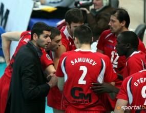 Волейболистите на ЦСКА привлякоха интереса на чуждите клубове