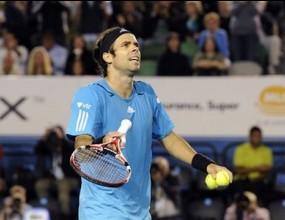 Фернандо Гонсалес на 1/2-финал в Сантяго за седми път
