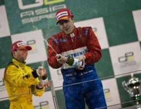 Арабаджиев с най-добро класиране в историята на българския пистов автомобилен спорт