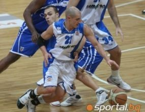 Рилски спортист с лесна победа срещу Спартак