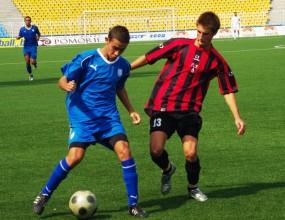 Отстраниха четирима юноши от академията на Черноморец
