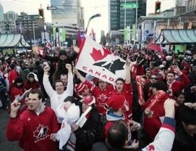80 процента от канадскто население гледало хокейния финал
