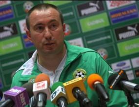 Мъри: Засега Стилиян е капитан, ще питам Стоичков за ЮАР