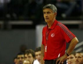 Таневич се надява да води Турция на Световното