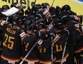 Германия и Чехия се класираха за четвъртфиналите на СП по хокей