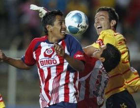 Чивас Гуадалахара на полуфинал за Копа Либертадорес