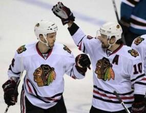 Чикаго записа седма поредна победа в плейофите