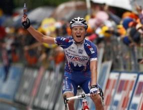 Евгений Петров спечели най-дългия етап в Джирото