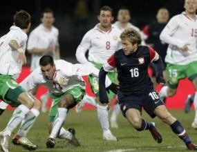 Титулярните 11 за България срещу Белгия