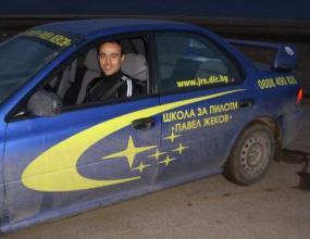 Speedshow 2010: Павел Жеков ще учи зрители на майсторство