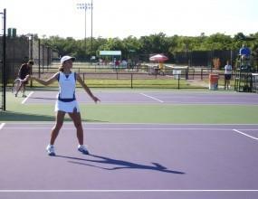 Мартина Гледачева се класира на четвъртфиналите в Риволи