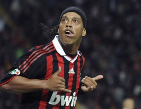 Роналдиньо: Не знам дали ще остана в Милан