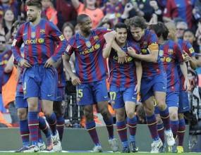 Барселона ще играе със сборен отбор на Република Корея