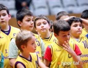 Баскетболната школа на Левски влиза и в Габрово