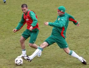 Вижте колко минути е изиграл Иван Стоянов за България