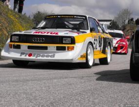 Ники Златков възроди рали легендата Audi S1