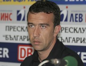 Гошо Петков готов за началото на подготовката