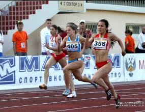 Галина Николова финалистка в Москва и в скока на височина