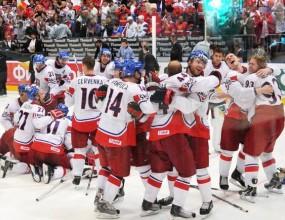 Чехия се класира за финала на световното по хокей