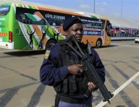ЮАР предупреди: Чужденците да внимават