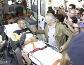 Роси бе отписан от болница, връща се за ГП на Чехия